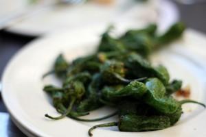 Pimientos de Padrón – En inspirerande chili